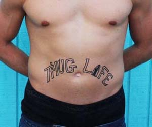 thug-life-fake-tattoos