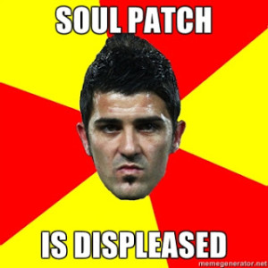 SOUL-PATCH-IS-DISPLEASED