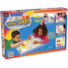 living sand