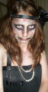 zombie flapper