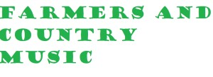 farmers and country music